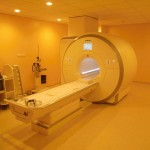 přístroj magnetické rezonance Skyra 3T